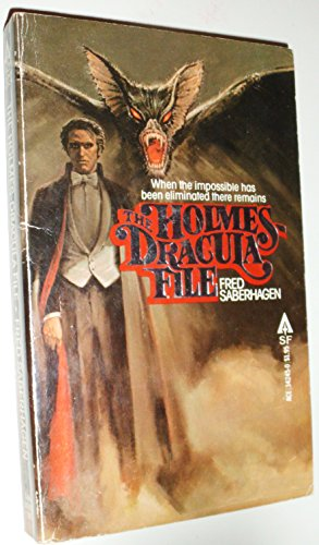 The Holmes-Dracula File by Fred Saberhagen (197... 0441342450 Book Cover