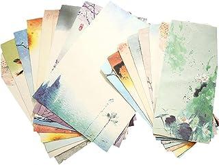 Cute Retro Koperty Uroczy Specjalny Projekt Chinski Stylowy Papierniczy Piszacy List Papierowy Papierowy Papier I Koperty ...