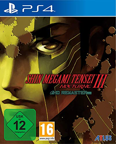 Shin Megami Tensei III Nocturne HD Remaster (PlayStation PS4)