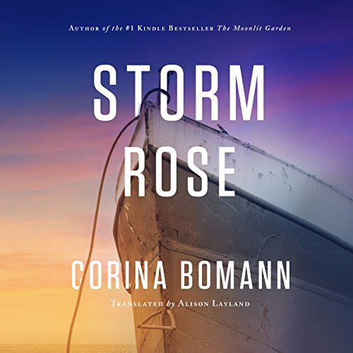 Storm Rose audiobook cover art