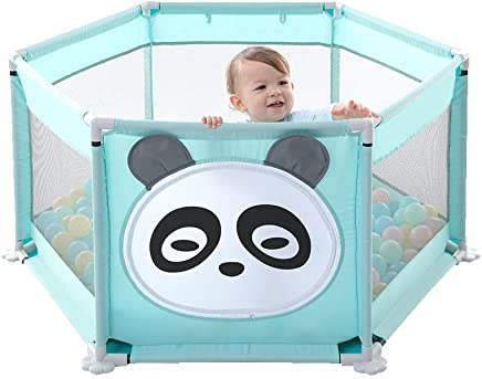 WANNA ME Baby Playpen Baby fence fence children s play fence infant indoor toddler safety crawling mat Strong And Durable Made From Non-To  color