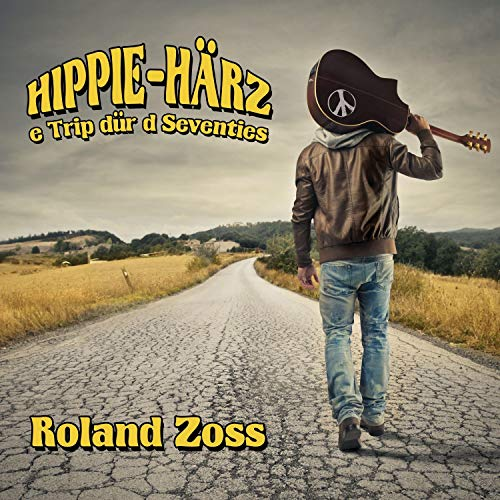 Hippie-Härz e Trip dür d Seventies Titelbild