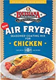 Louisiana Fish Fry, Air Fry Chicken Coating Mix, 5 oz (Pack of 6)