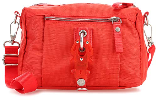 George Gina & Lucy Nylon The Drops Flame Red