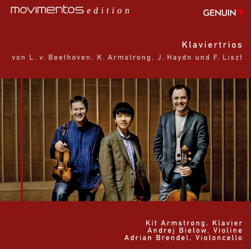 Beethoven, Armstrong, Haydn & Liszt: Piano Trios (Movimentos Edition)