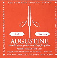 AUGUSTINE RED 4弦×4本