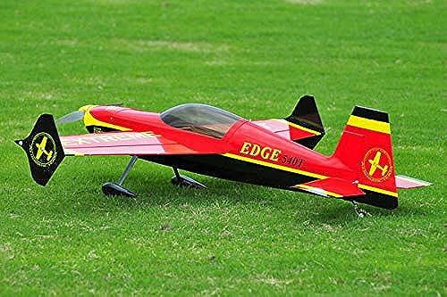 Hacker Extreme Flight Edge 540 T Rot SchwarzGelb 1220mm SpannWeiße