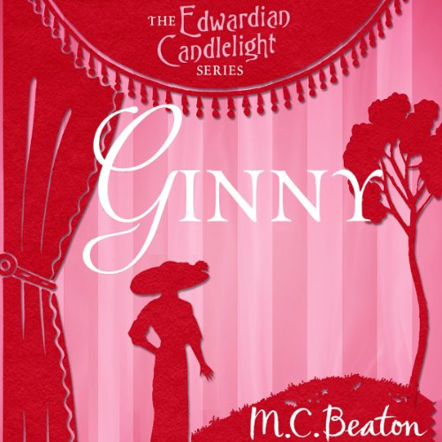 Ginny audiobook cover art