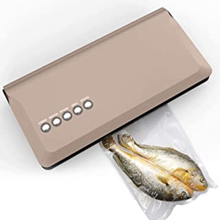 Vacuum Sealer Machine, Multi-function Automatic/Manual Lightweight Packing Machine For Dry And Wet Food Storage & Preserva...