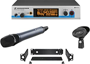 Sennheiser Pro Audio Compatible with Sennheiser EW 500-935 G3 - Wireless Vocal System with Dynamic Cardioid Handheld Mic- A-Range (516 - 558 MHz)