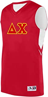 delta chi basketball jersey