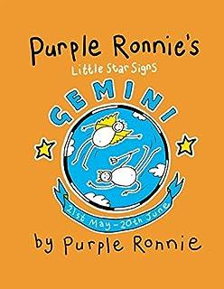 Purple Ronnie's Star Signs:Gemini