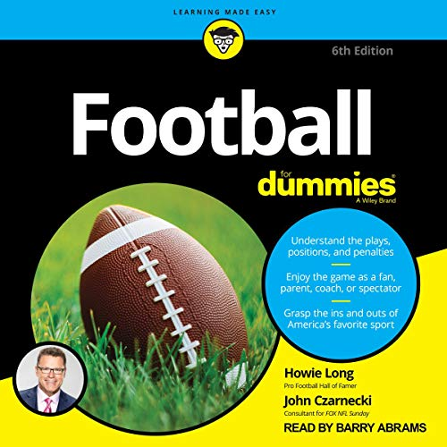 Football for Dummies, 6th Edition cover art