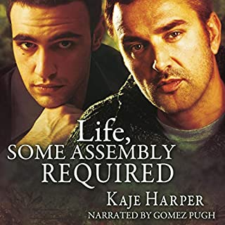 Life, Some Assembly Required cover art