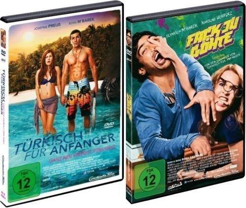 Fack ju Göhte und Türkisch für Anfänger im Set - Deutsche Originalware [2 DVDs]
