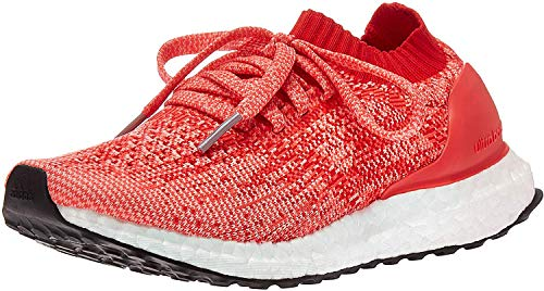 adidas Girls' Ultraboost Uncaged j Running Shoe, Ray Red/Ray Pink/Shock Red, 5.5 M US Big Kid