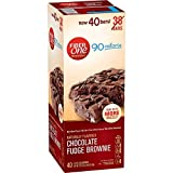 FiberOne Chocolate Fudge Brownies
