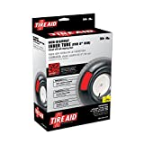 """tire aid 20/18 x 850/900 x 8"""" replacement tractor inner tube with sealant"""