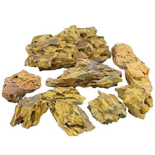 カミハタ 気孔石 レイアウトセット (実際の形状や色味と異なります)