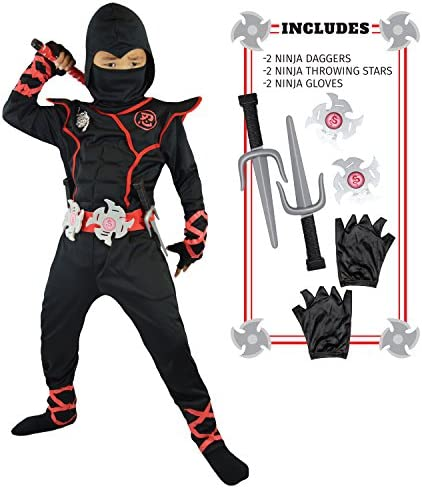 Ninja suits for kids