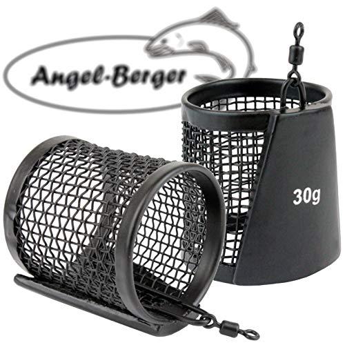 Angel-Berger Open Net Feeder Futterkorb Feederkorb (15g)