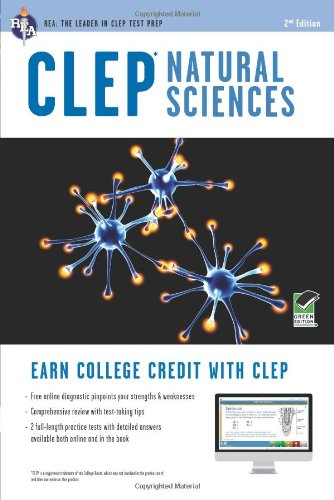 Clep Natural Sciences Book Online Clep Test Preparation