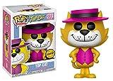 Funko Pop! Animation: Hanna Barbera - Top-Katze Chase Variant Vinyl Figur (mit Pop Box Protector Case)