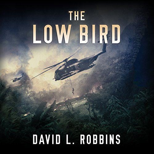 The Low Bird audiobook cover art