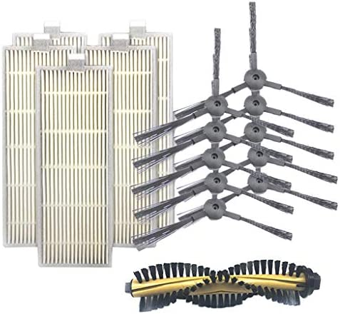 Iusun Side Brush Filters Screen Rolling Brush Series Kits Percolator Replacement Accessories product image