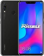 Huawei Nova 3 Dual SIM - 128GB, 4GB RAM, 4G LTE, Black