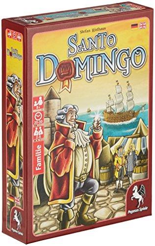 'Pegasus Juegos 18145g Santo Domingo, Juego de Cartas