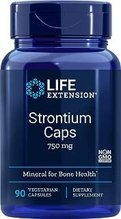 Best calcium and strontium Reviews