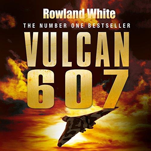 Vulcan 607 audiobook cover art