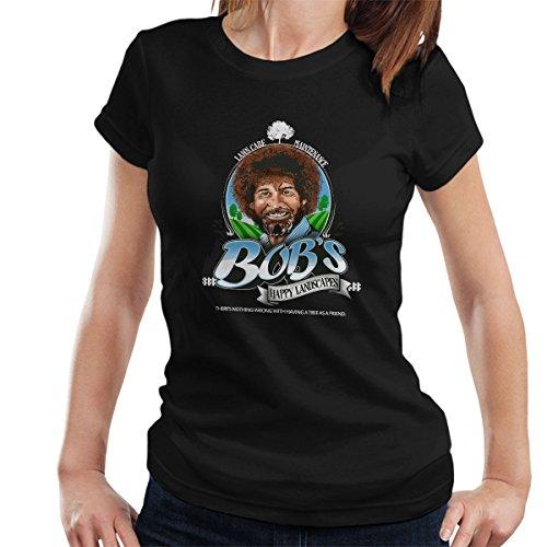 Bobs Happy Trees Women's T-Shirt