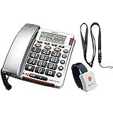 Telefono Anziani Amplificato Salvavita T...