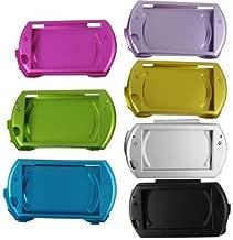 PSP Go Compatible Aluminum Shell Case-Color Silver