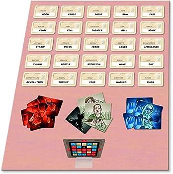 Czech Games Codenames Multi, Standard