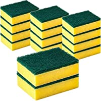 14-Pack DecorRack Cleaning Scrub Sponges