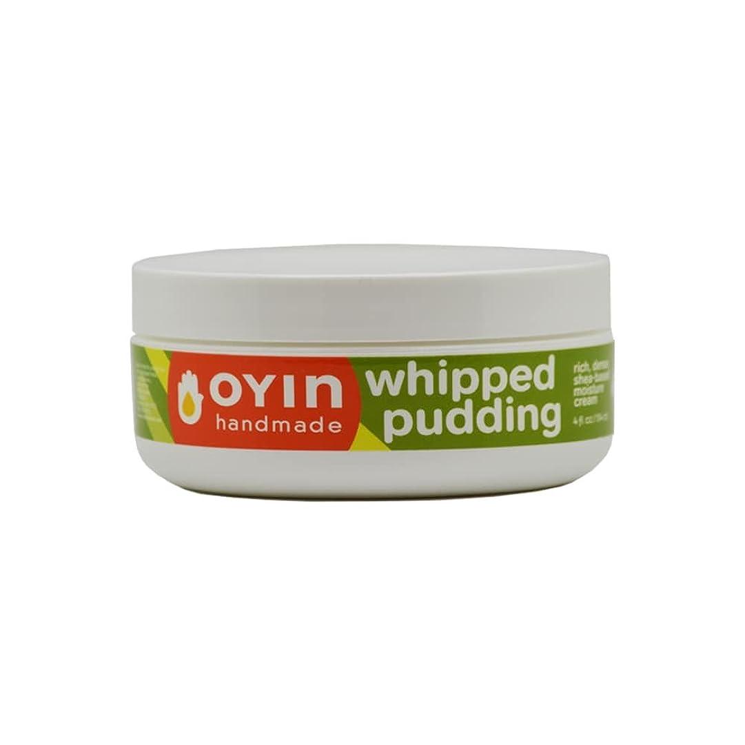 有用些細な競争Oyin Handmade ホイッププリン、8オンス