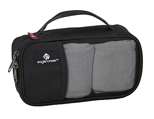Eagle Creek Pack-It Original Quarter Cube, black Organiseur de bagage, 19 cm, 1.2 liters, Noir (Black)