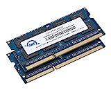 OWC Módulo de Memoria SO-DIMM PC8500 DDR3 sin ECC de 16 GB (2 x 8 GB) de 1066 MHz y 204 Pines (8566DDR3S16P), para MacBook Pro 2010, MacBook, Mac Mini y iMac 2009