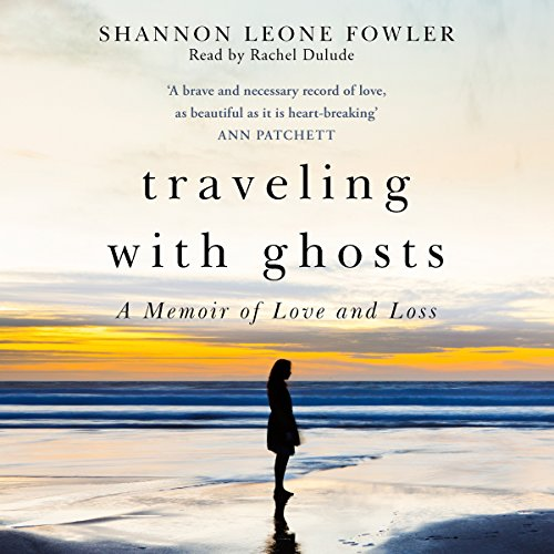 Travelling with Ghosts audiobook cover art