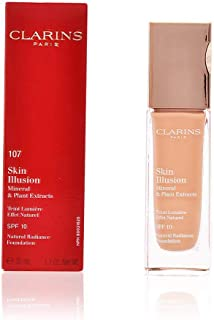Clarins Face Foundation Beige 1 Ounce, Pack Of 1