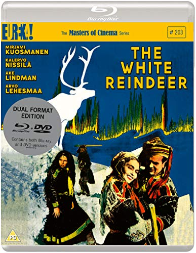 The White Reindeer (Masters of Cinema) Dual Format (Blu-ray & DVD) edition