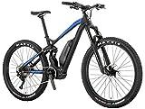 Motobecane Electric Dual Suspension Mountain Bikes Steps E8000 Mid Drive HAL Eboost Pro 1x11XT