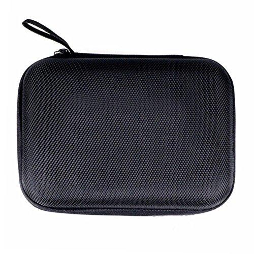 Stoßfeste Kameratasche gepolsterte Kamera-Rucksack Tasche Wasserdicht Tarnkamera-Schutzeinsatz Aufbewahrungstasche für SJCAM Kamera