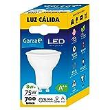 Lampadina LED GU10 8 W 110º 700LM 30K scatola