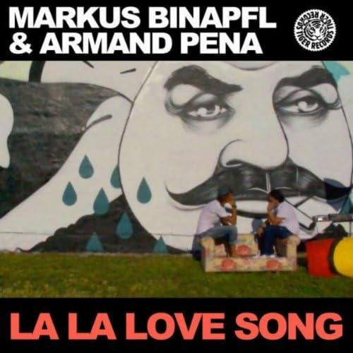 Markus Binapfl & Armand Pena