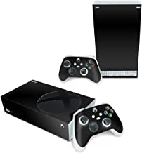 Skin Adesivo para Xbox Series S - Preto Black Piano