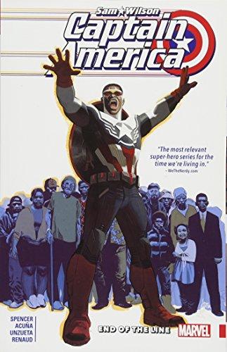 Captain America: Sam Wilson Vol. 5: End of the Line (Captain...